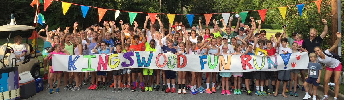Kingswood Fun Run