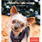 Click here for more information about 2021 AHS Pet Calendar - Pre-Order