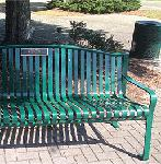 Click here for more information about Garden Bench and Plaque